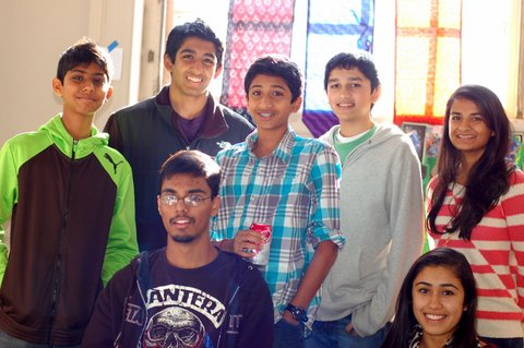 Indo American Youth Group Launches Its First Event
