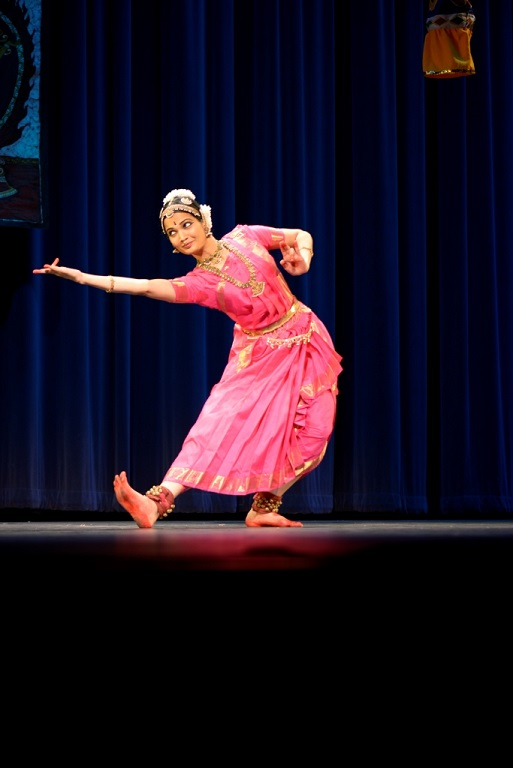 Poetry In Motion – A Classical Bharatanatyam Performance