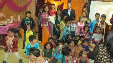 Malden Bhkata Vrinda Celebrates  Diwali