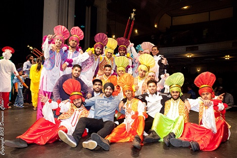 Boston Bhangra Competition 2013