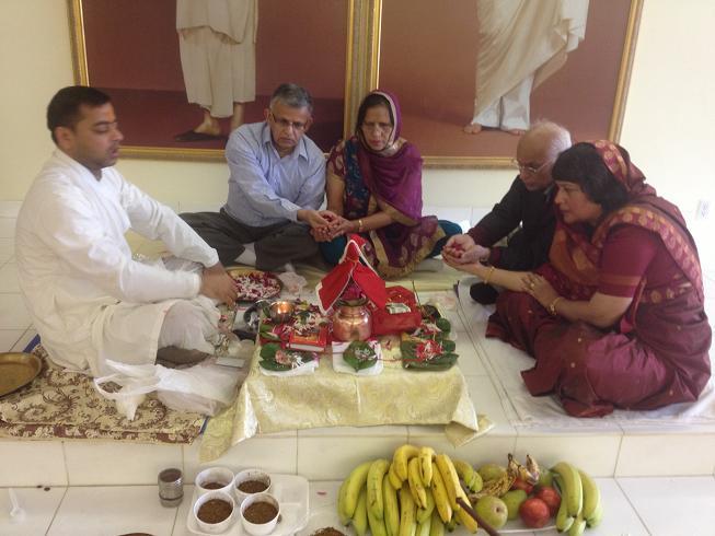 Srimad Bhagvad Gita Pooja