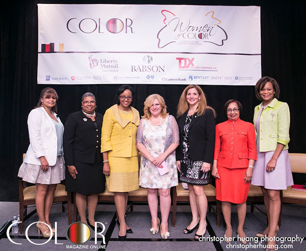 Indira Patel Participates In  Fifth Annual Women Of Color Leadership And Empowerment Forum