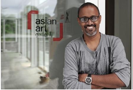 In Conversation With Artist Mark Rathinaraj