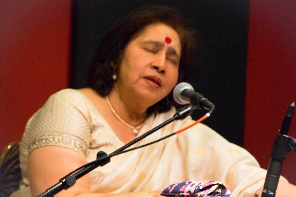 Shaam-E-Ghazal – A Unique Concert With The Veteran Singer Kiran Nath