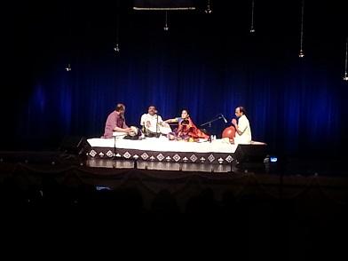 Carnatic Violin Arangetram: Sahana Srinivasan