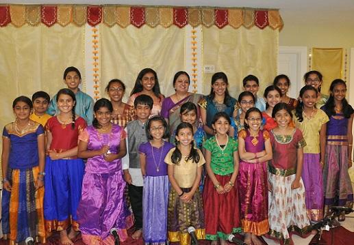 Delightful Violin Concert Supports Ekal Vidyalaya