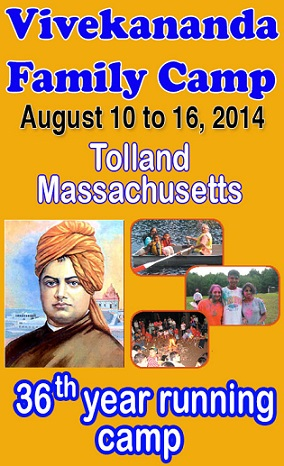 2014 Vivekananda Family Camp