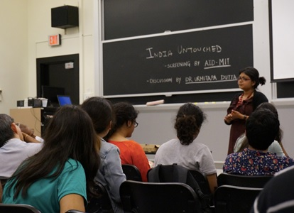 Documentary Screening Of India Untouched In MIT Touches A Chord