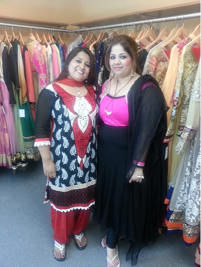 Elegance Indian Boutique Opens In Burlington