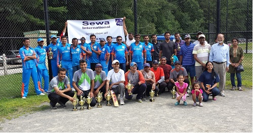 Sewa International 2014 Cricket For A Cause