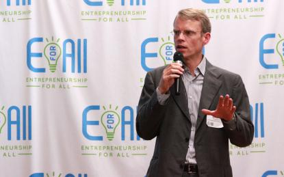 Lokvani Talks To David Parker, Executive Director EForAll