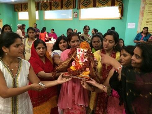 New England Shirdi Sai Parivaar Celebrates Ganesha Navratri Utsav
