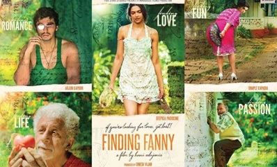 Movie Review: Finding Fanny