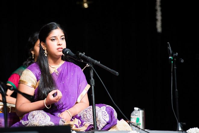 Anusha Kulkarni's Dazzling Arangetram