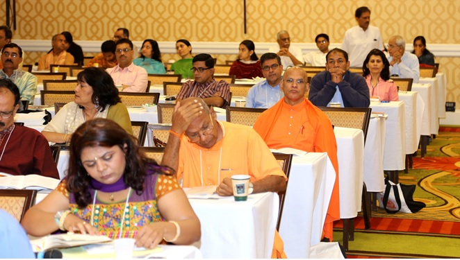 Ninth Annual Hindu Mandir Executives Conference (HMEC) - 2014
