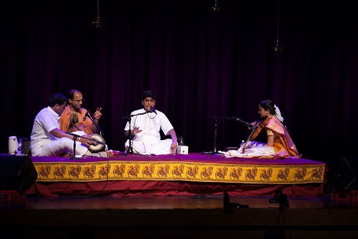 Music Arangetram: Aditya Ravikanth