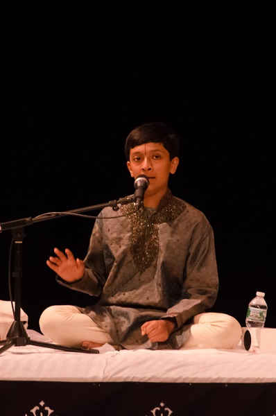 Music Arangetram - Pratik Bharadwaj