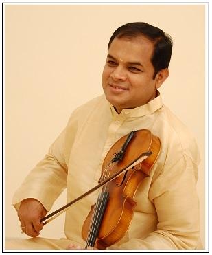 A Musical Evening With Violin Maestro Vittal Ramamurthy