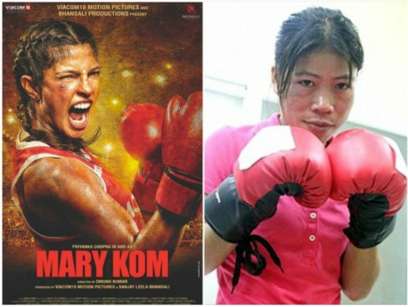 Movie Review: Khoobsurat And Mary Kom