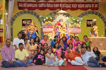 NESSP Celebrates 9 Days Of Navratri