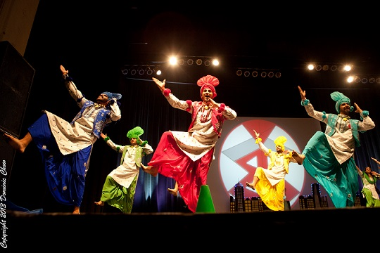 Boston Bhangra Holds 11th Annual Bhangra Competition