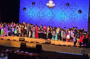 Swaraag Crowns 2014 Winners