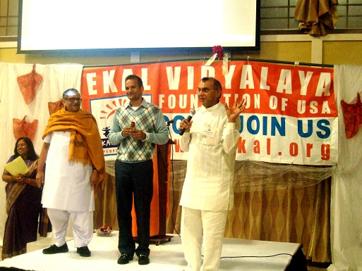 Ekal Raises Rs. 1 Crore To Implement Clean India Campaign In Villages