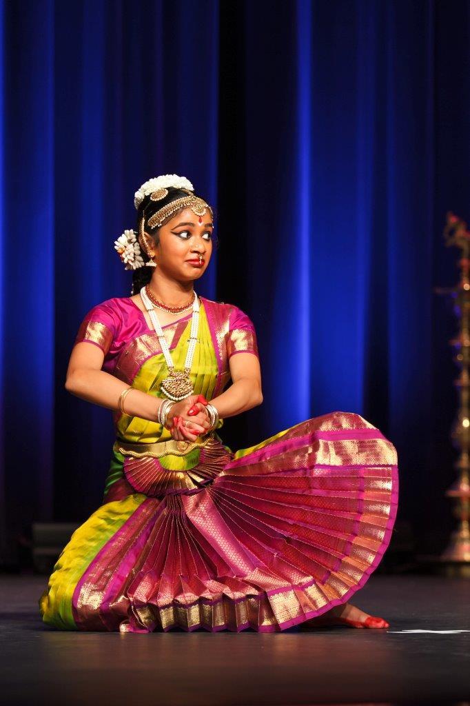 Arangetram: Krithi Tupil
