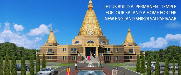 NESSP Seeks Community Support For Building A Permanent Shirdi Sai Temple