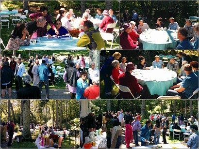 A Block Party To Remember –  Indo-American Neighborhood Picnic