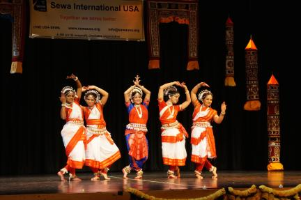 SEWA International Promotes Volunteering