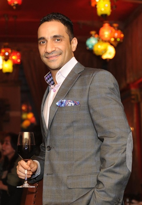 Kunal Lamba, The Winner, To Host Kawan Kitchen Mate