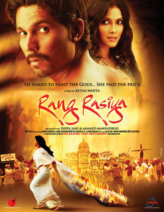 Music Review - Rang Rasiya