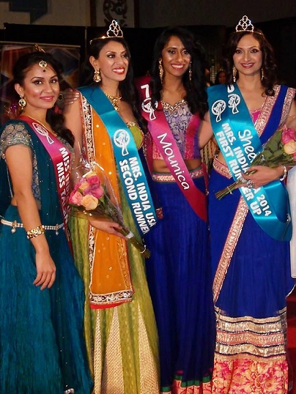 New England Women Shine In National Pageant