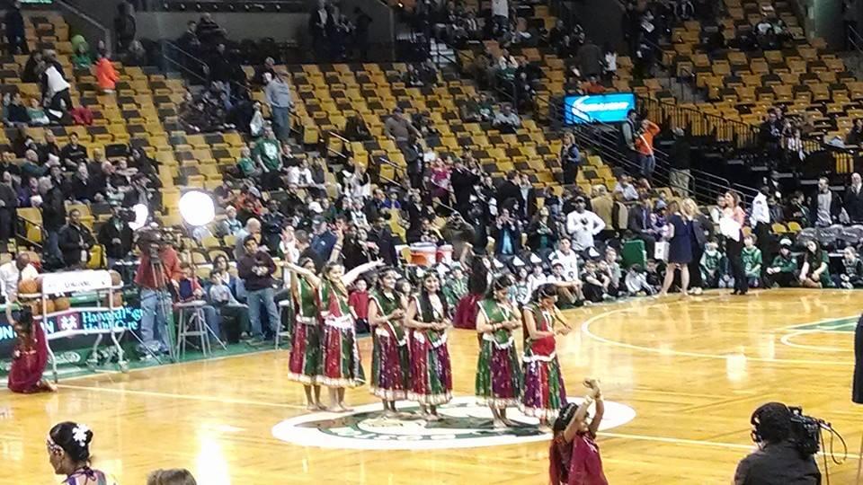 ISW At The Celtics - 2013