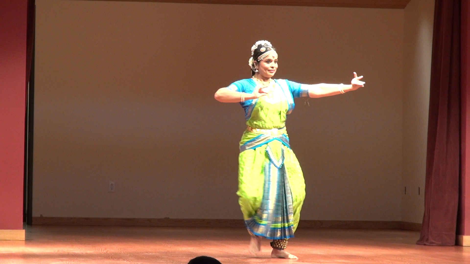 Vande Vishnum - A Scintillating Dance Program Raising Funds For Shirdi Baba Temple Of Austin