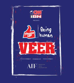 Brand Ambassador Salman Khan Launches Campaign Veer<br>An AIF, Coca Cola And Network 18th Collaboration