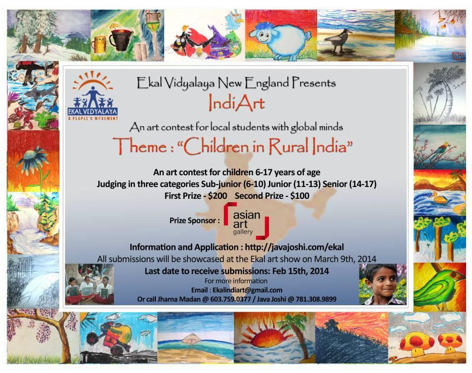 Ekal IndiArt Due On February 15