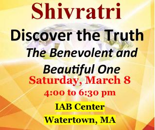 Shivratri, Discover The Truth, The Benevolent And Beautiful One