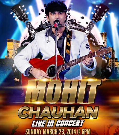 Mohit Chauhan - Live In Concert