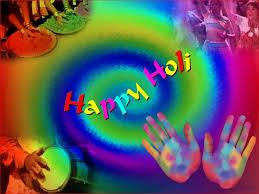 Fun Filled Colorful Musical Holi At Sai Temple