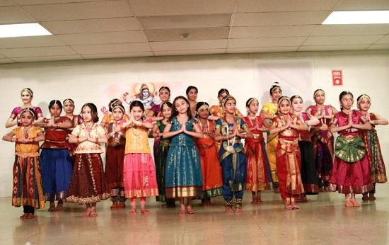 Sarasalaya Natya Academy's First Annual Day