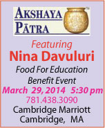 Akshaya Patra Foundation To Host Its 7th Annual Boston Benefit Event