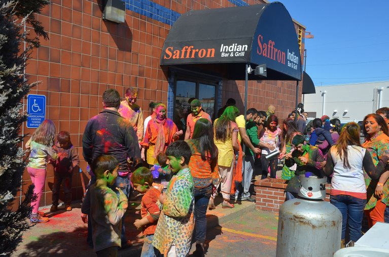 United India Association's Holi Festival 'Balam Pichkari'