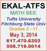 Ekal Vidyalaya - ATFS Math Bee Contest