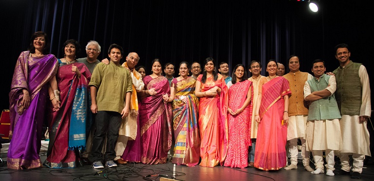 Raaga-Rang Brings Warm April Showers!
