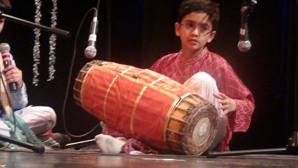 Kaasinath Balagurunath Wins 2nd Prize At Cleveland Aradhana