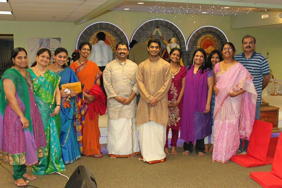 An Enchanting Evening Of Carnatic Classical Music By Aditya Venkatesh