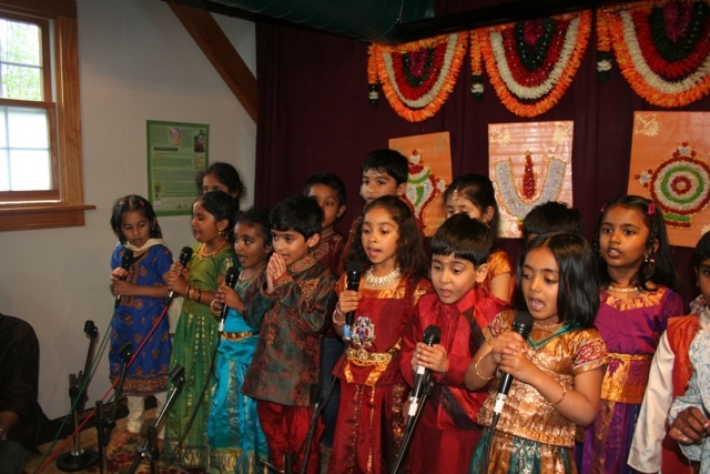 Cultural School Of The Hindu Temple Of New Hampshire Celebrates Third Annual Day
