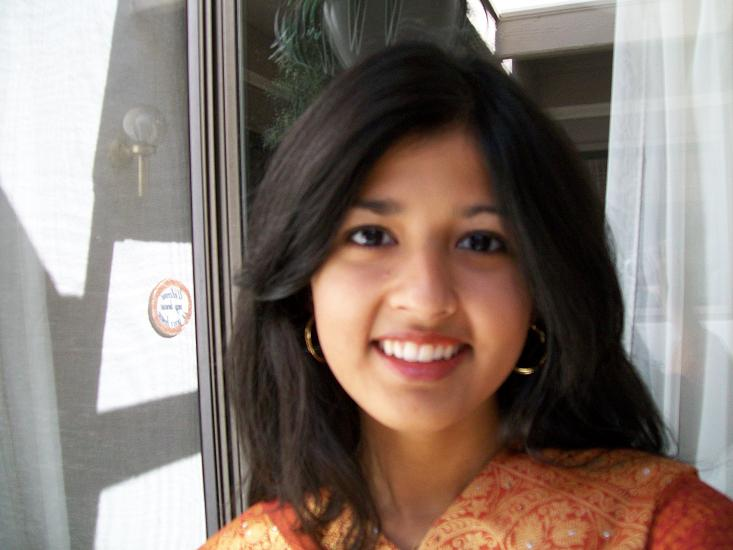 Amita Gupta Awarded Amgen Scholarship
